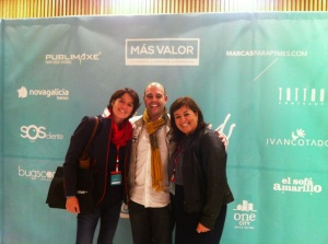 En Feelingbrands con Ana Suero y Mario López Guerrero
